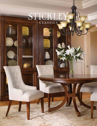 Classics Collection Catalog by Stickley by Stickley issuu
