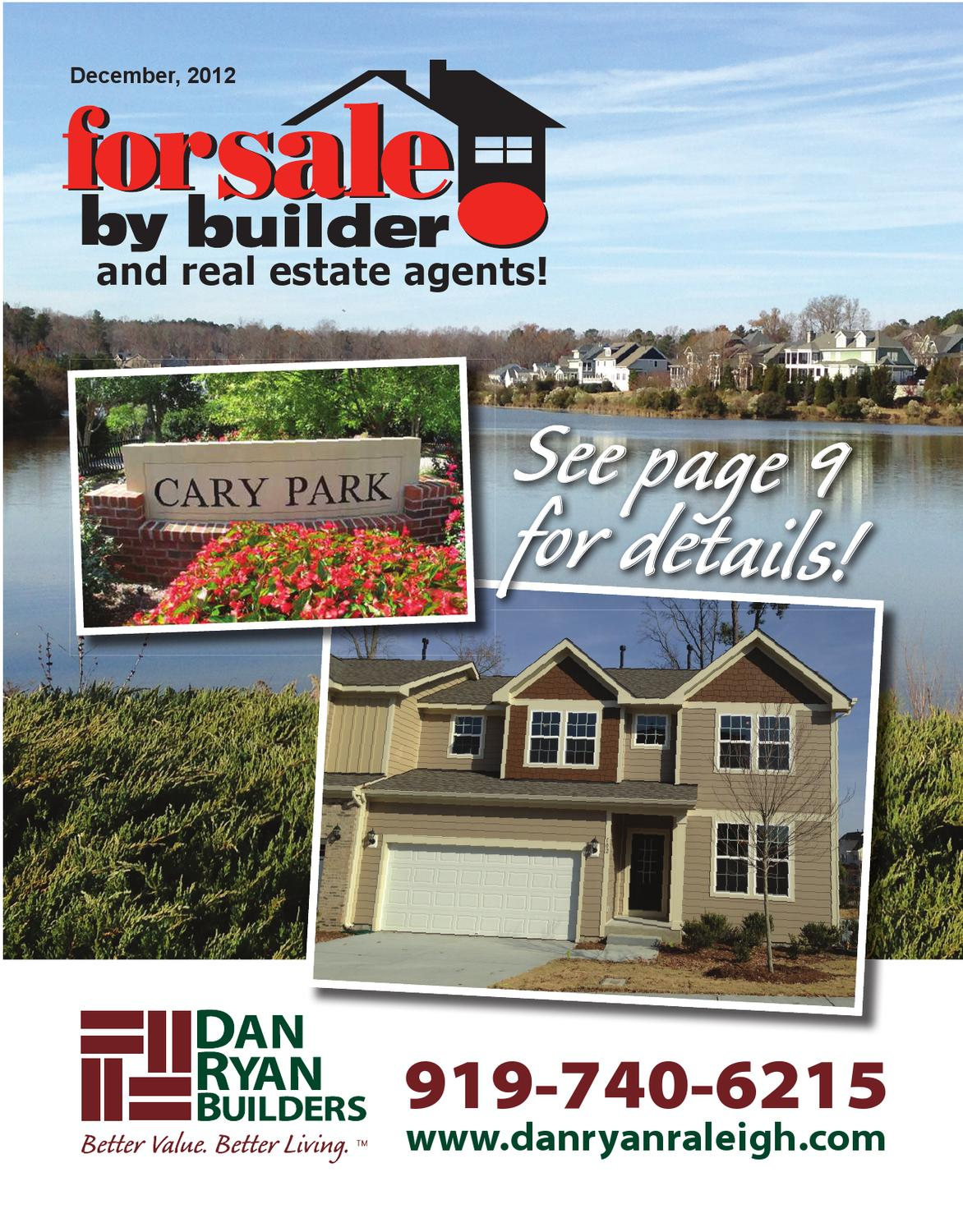 December 2012 - For Sale by Builder Magazine by For Sale ... on Hhh Outdoor Living id=67378
