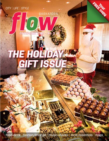 ca47250ea December holiday gift issue by flow magazine - issuu