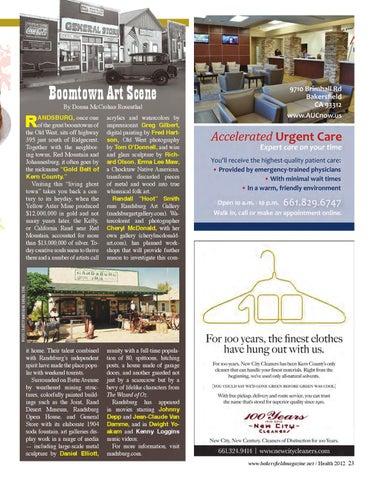 Bakersfield Magazine 29 5 Kern Health Cheap Eats By