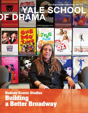 Ysd annual magazine 2011 by yale repertory theatre issuu page 1 fandeluxe Choice Image