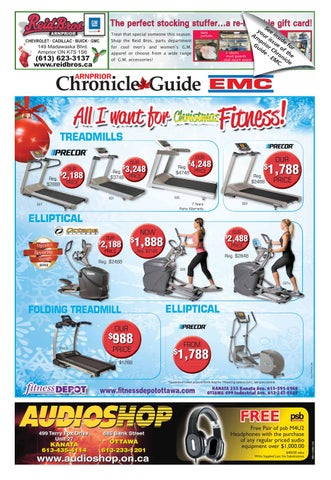 8e24256f05dca Arnprior Chronicle Guide EMC by Metroland East - Arnprior Chronicle ...