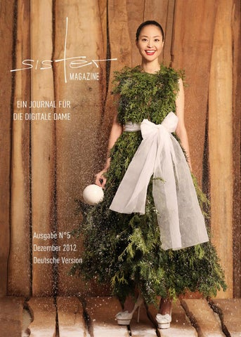 c2d86823772dfe Weihnachtsausgabe sisterMAG N°5 by sisterMAG - issuu