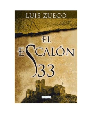94a0a03004 El EScalon 33 - Luis Zueco by rodrigo millar - issuu