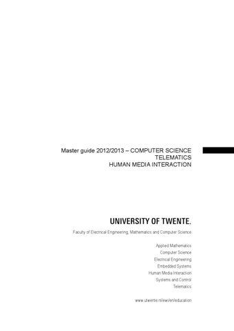 utwente thesis repository