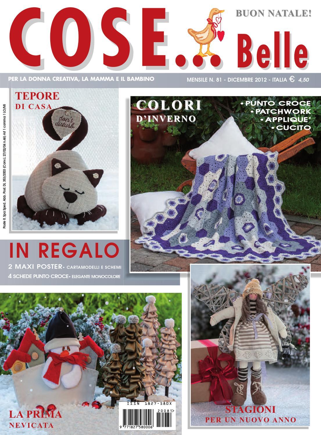 Cose belle e cose per creare dicembre 2012 by cosebelleweb issuu - Cose belle per la casa ...