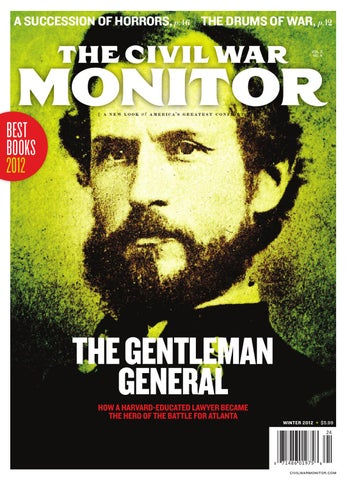 Issue 6 by the civil war monitor issuu 46 the drums of war p 12 vol 2 no 4 fandeluxe Gallery