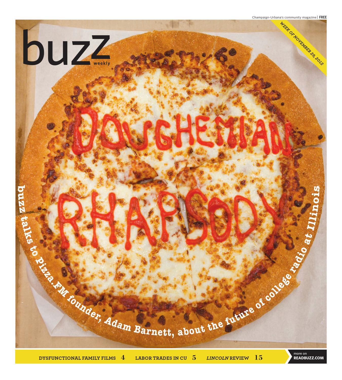 Buzz Magazine Nov 29 2012 By Buzz Magazine Issuu
