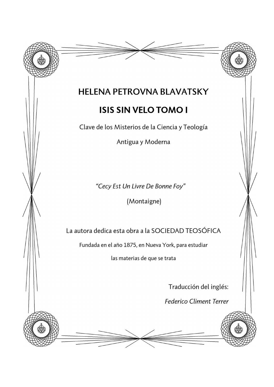 Isis sin velo I by bustaco distribuciones - issuu