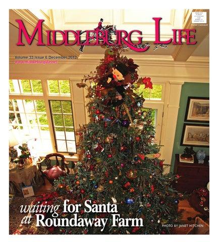 middleburg life september 2011 december 2012 - Middleburg Christmas Tree Farm