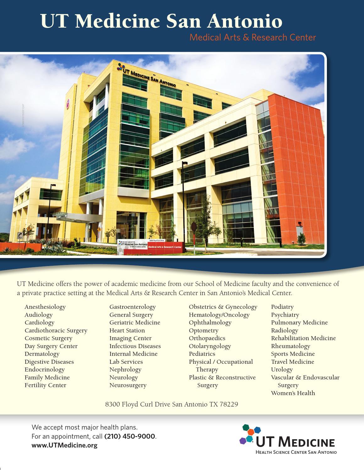 Mission Winter 2013 by UT Health San Antonio - issuu