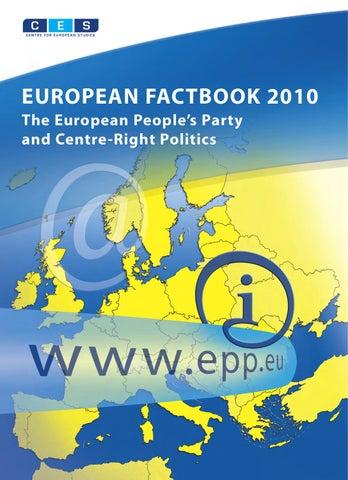 European Factbook 2010 by Wilfried Martens Centre for European