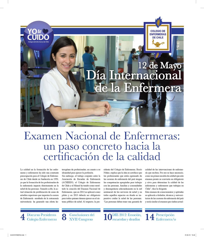 Diario de la Enfermera by Edirekta Marketing Integral - issuu