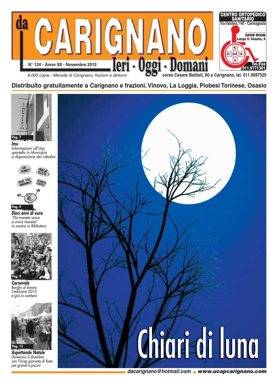 9c0f26059b5e7e daCarignano Novembre by daCarignano UCAP - issuu