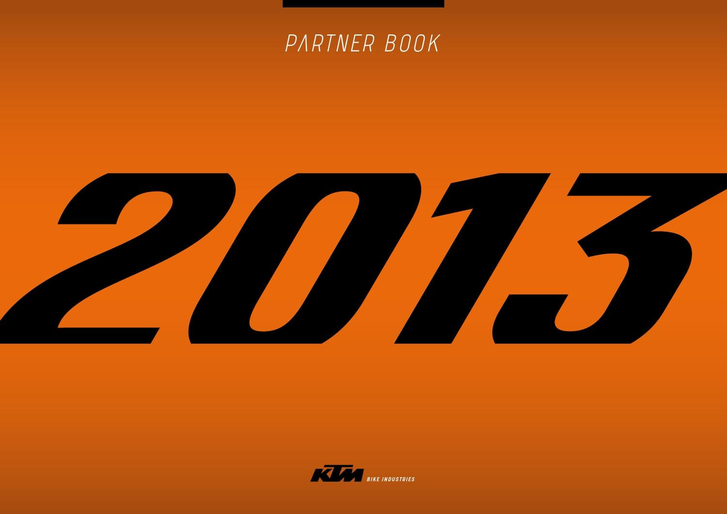 Catalogo KTM Bike 2013 by BikeMTB net - issuu