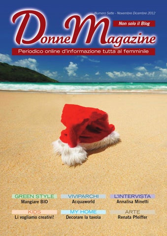 Donne Magazine by Donne Magazine rivista - issuu c45cecfbf314