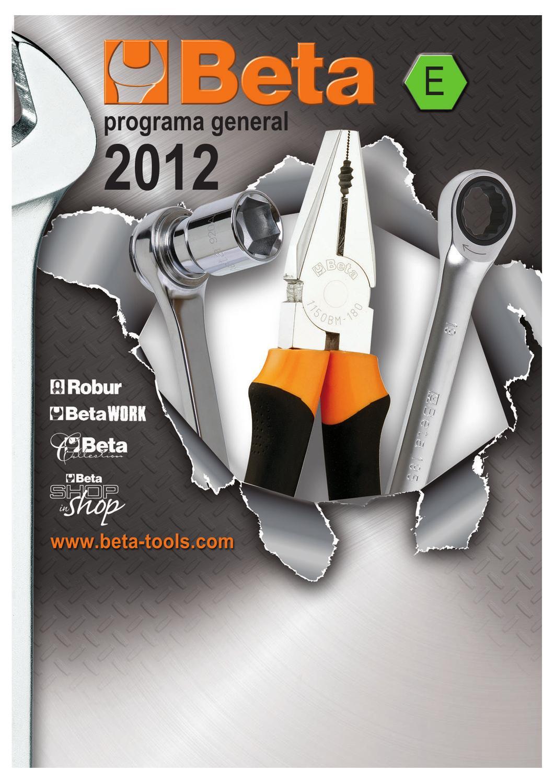 Beta 012810344-1281Pe 4-Varillas Rev Cabeza Esf/érica