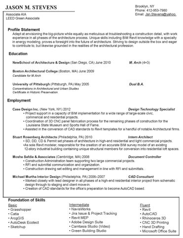 Jason Stevens Resume by Jason Stevens - issuu