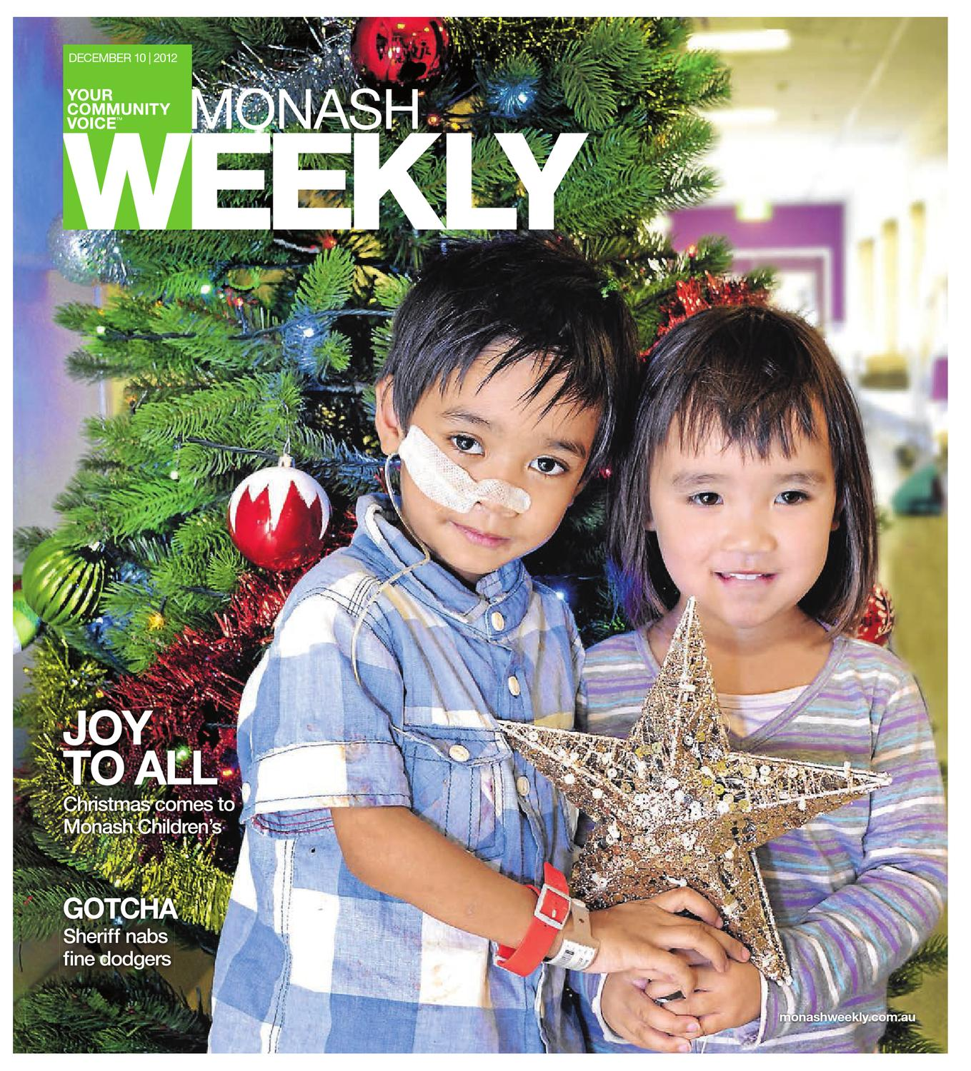 Monash Weekly by The Weekly Review issuu