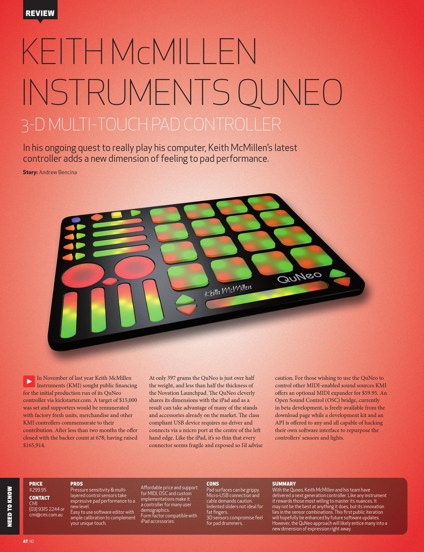 AudioTechnology Issue #91 by Alchemedia Publishing - issuu
