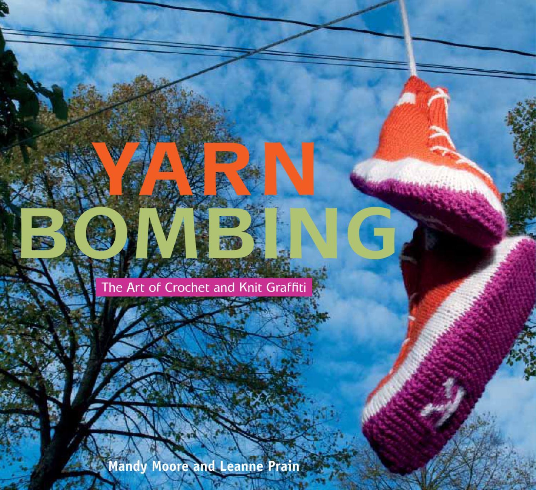 yarn bombing by lisa eng lodge issuu. Black Bedroom Furniture Sets. Home Design Ideas