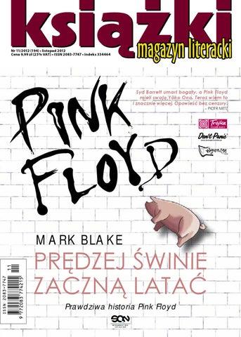 6ffc30ef2cbf1a Magazyn Literacki KSIĄŻKI 11/2012 by Biblioteka Analiz Magazyn ...
