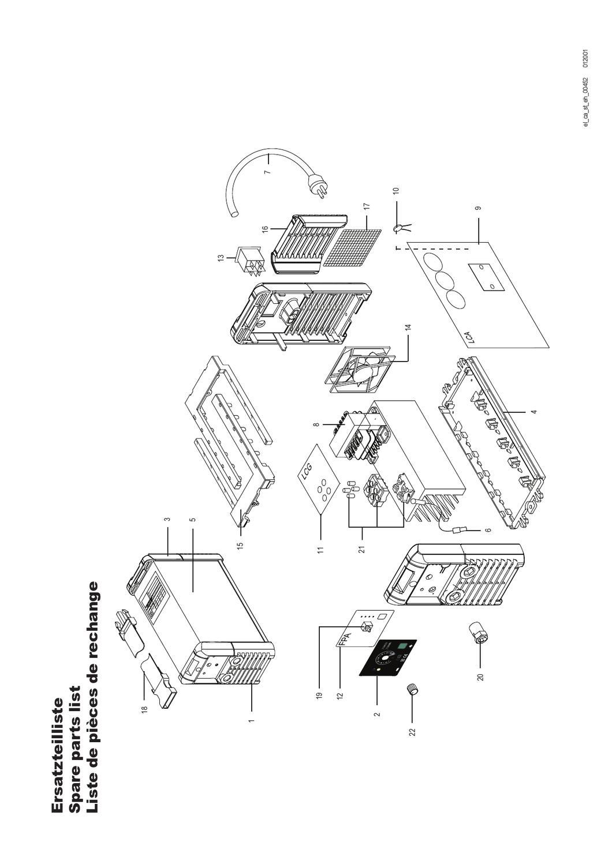 powermax-ersatzteilliste by castolin eutectic