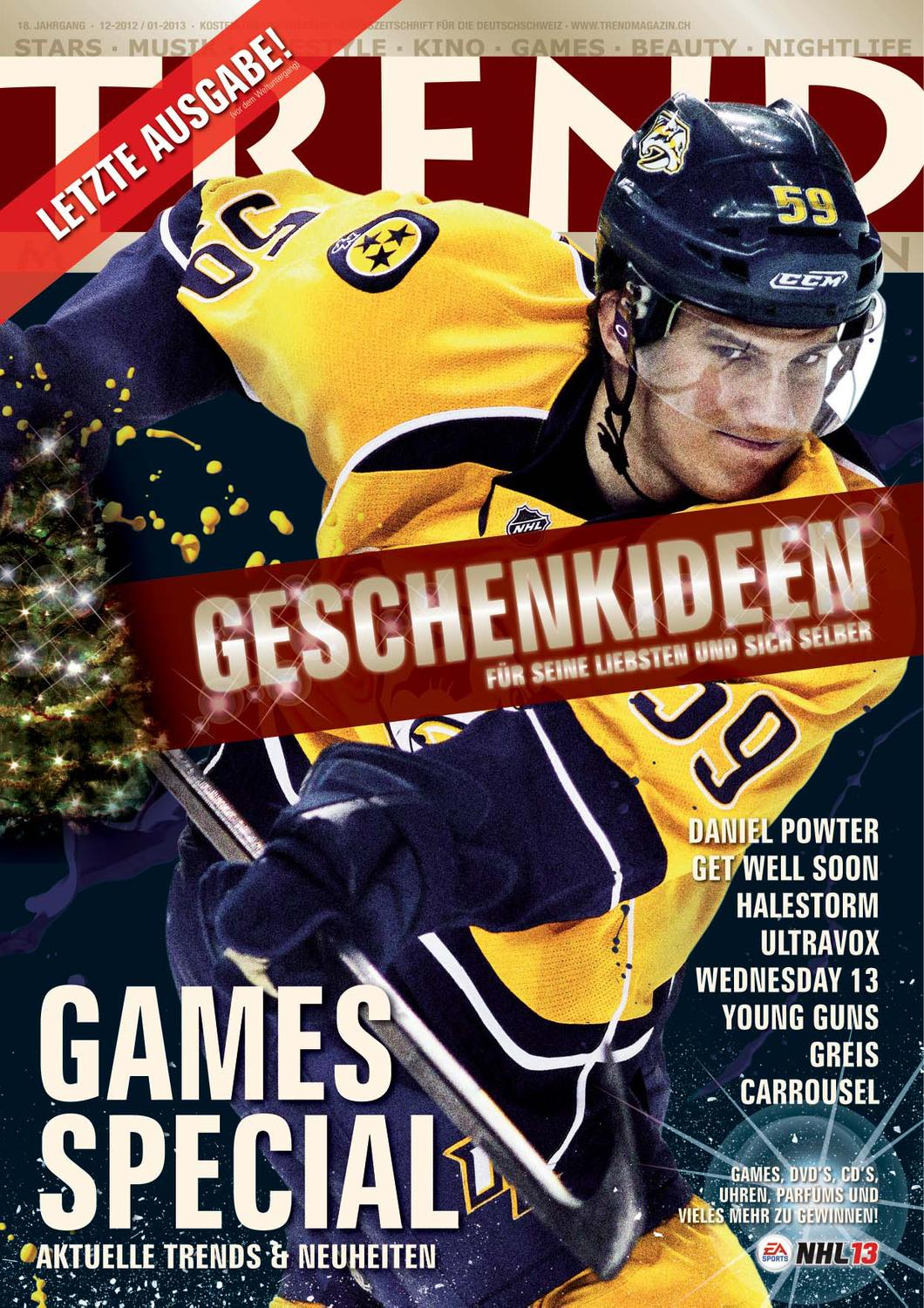 3f96af0531d200 TREND MAGAZIN 12/2012 by TREND MAGAZIN - issuu