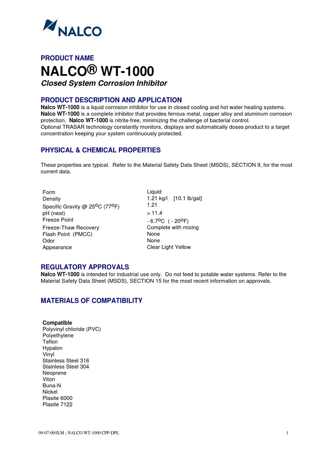 The Most Complete Free Material Safety Data Sheet MSDS