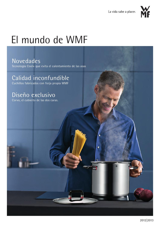 WMF Cuchara Aceitunas 21cm Profi Plus