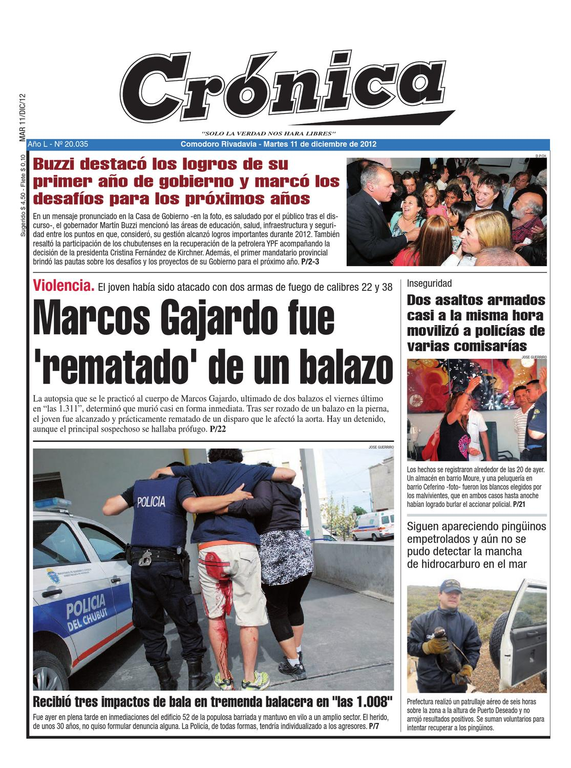 6dec91f11b523403daeaf2ce08692e6b by Diario Crónica - issuu