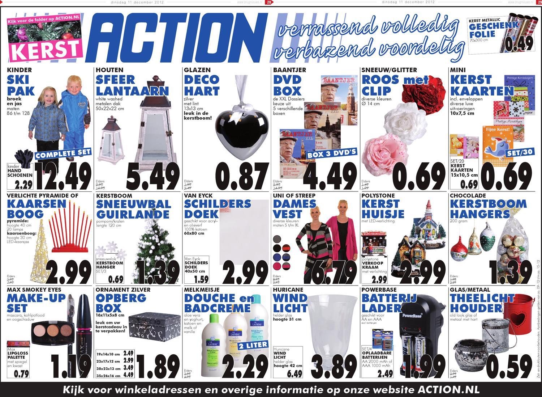 Brug week 50 by brugmedia b v issuu for Mini kerstboom action