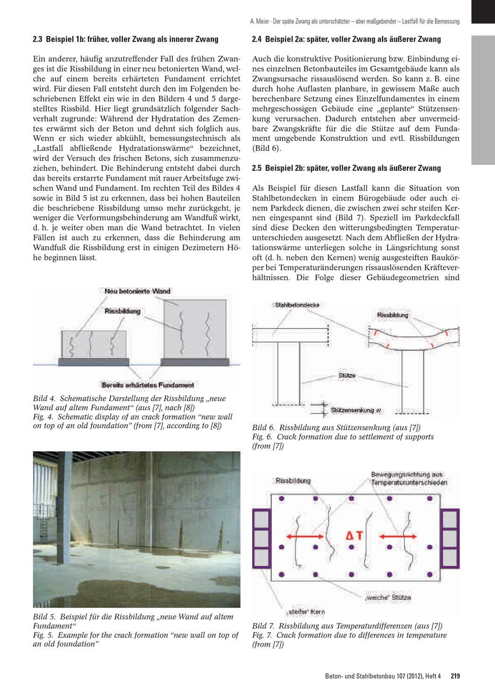 Beton Und Stahlbetonbau 4 2012 By Ernst Sohn Issuu
