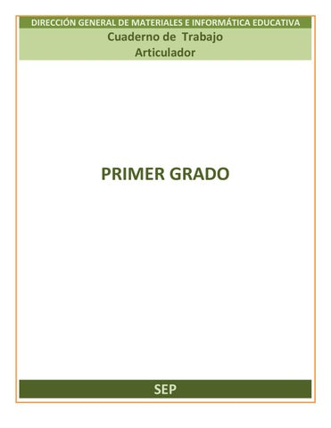 Cuaderno de trabajo articulador 6to. Grado by Rarámuri - issuu