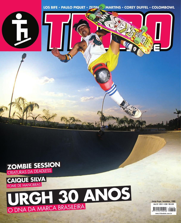 b384589f0c Tribo Skate Edição 206 by Revista Tribo Skate - issuu