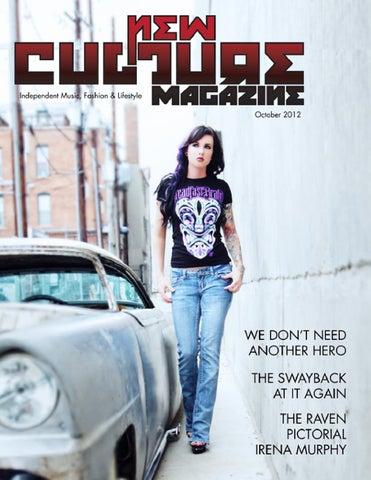 New Culture Magazine October 2012 by Josh MacSleyne - issuu 6d0a50266