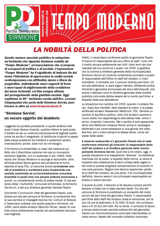 Notiziario PD Sirmione n.10 DICEMBRE 2012 by Andrea Volpi ...