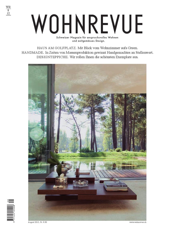 WOHNREVUE 12/12 by Boll Verlag   issuu