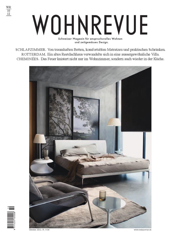 WOHNREVUE 10/12 by Boll Verlag - issuu