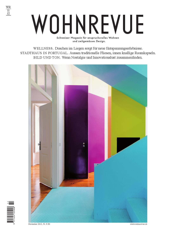 Wohnrevue 1112 By Boll Verlag Issuu