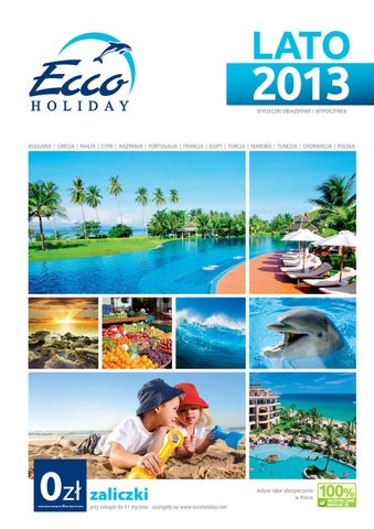 d130adeb34ef6 Ecco Holiday - Lato 2013 by Ecco Holiday - issuu