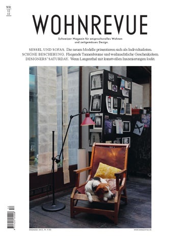 wohnrevue 10/12 by boll verlag - issuu, Hause deko