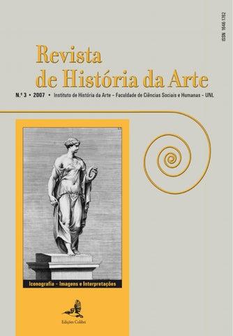 2b27fbe9dd7 Revista de História da Arte (n.º3   2007) by Instituto de História ...