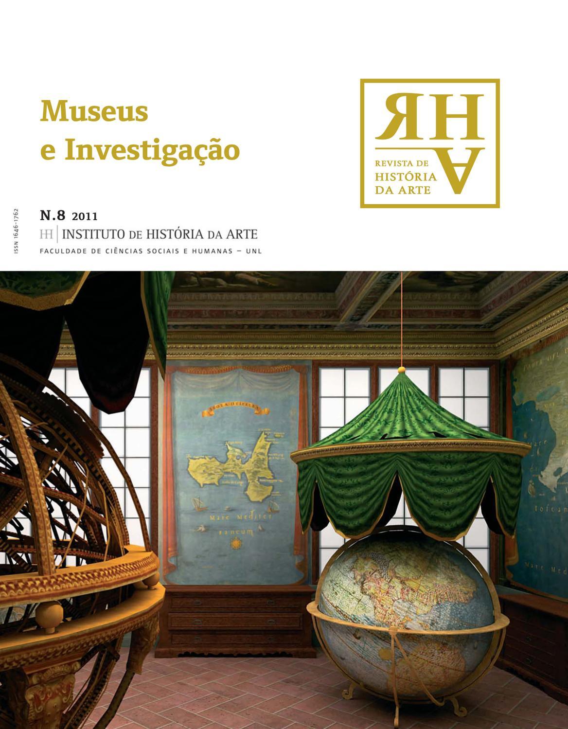 8d720831a21 Revista de História da Arte (n..º8   2008) by Instituto de História da Arte  FCSH-UNL - issuu