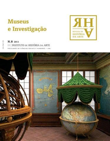 cdf0850c7f Museus e Investigação N.8 2011 Instituto de História da Arte Faculdade de  Ciências Sociais e Humanas Universidade Nova de Lisboa