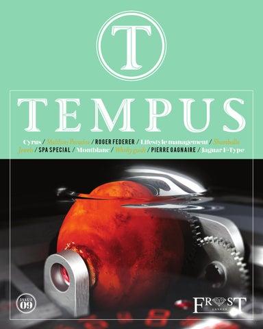 Tempus 09 By Tempus Magazine Issuu
