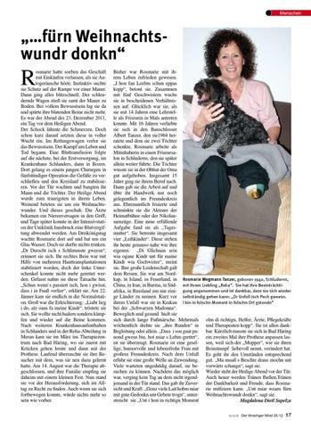 Zeitung Vinschgerwind 25-12 Bezirk Vinschgau by
