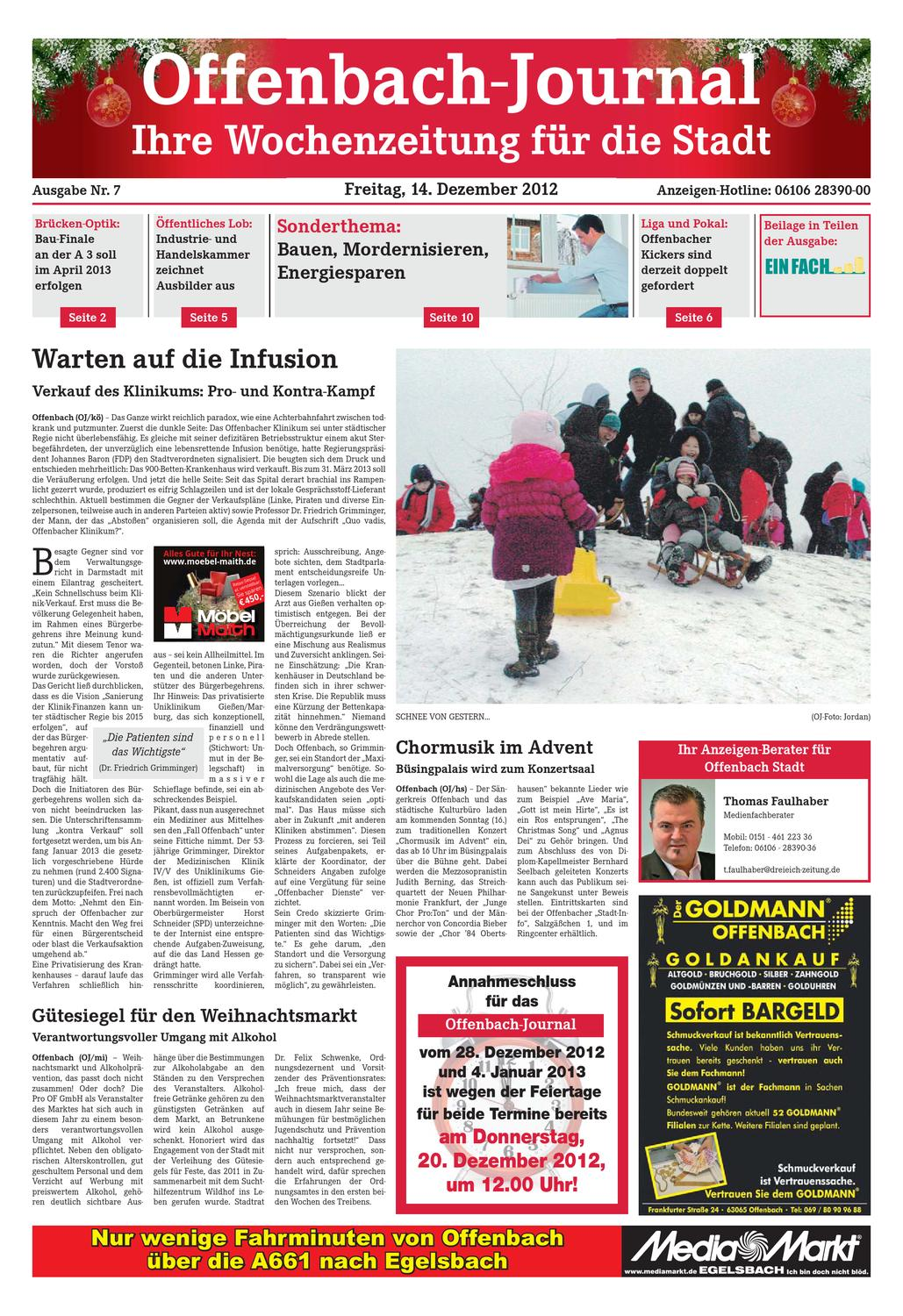 OJ_Online_007 By Dreieich Zeitung/Offenbach Journal   Issuu