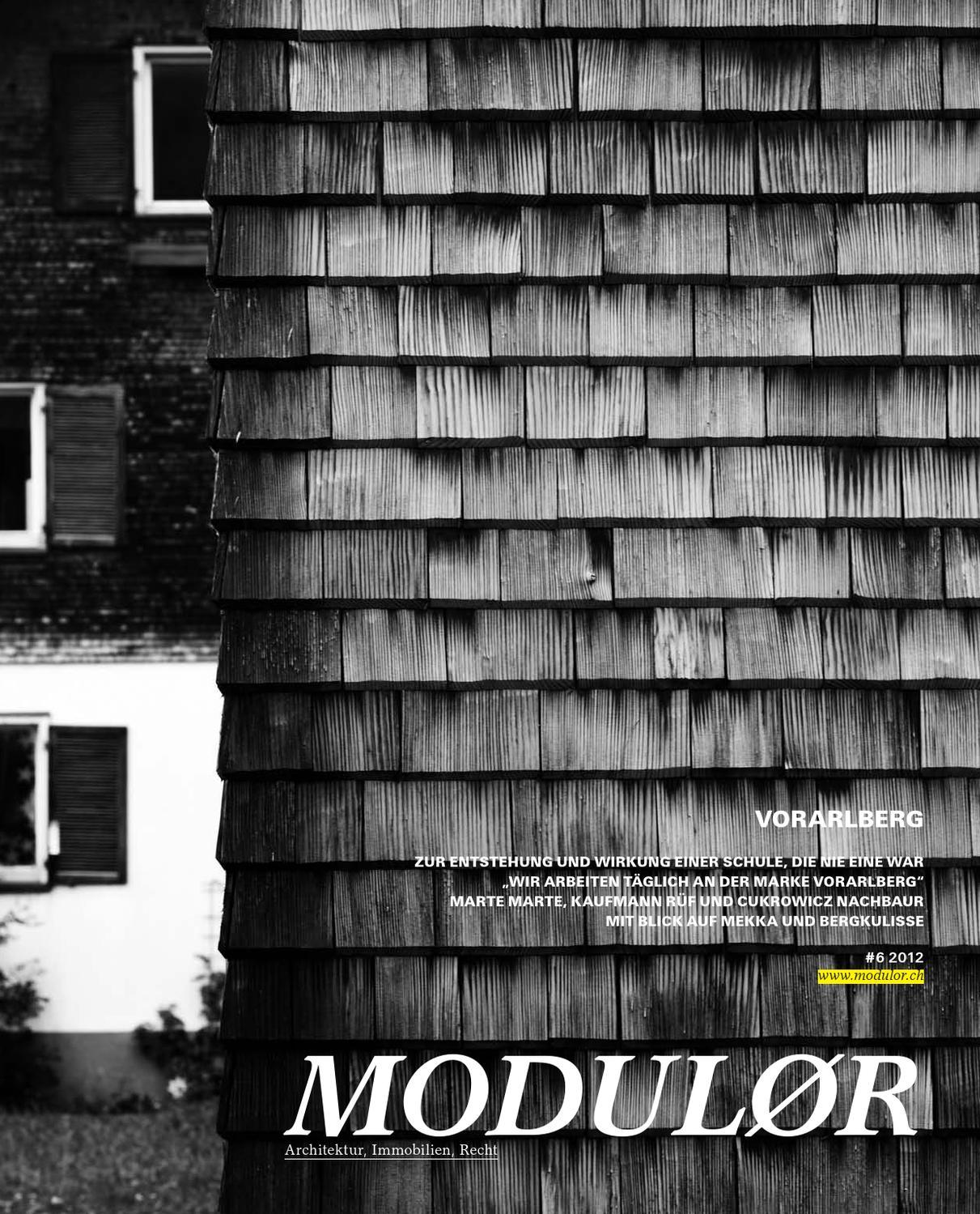 Modulør 06/12 by Boll Verlag - issuu