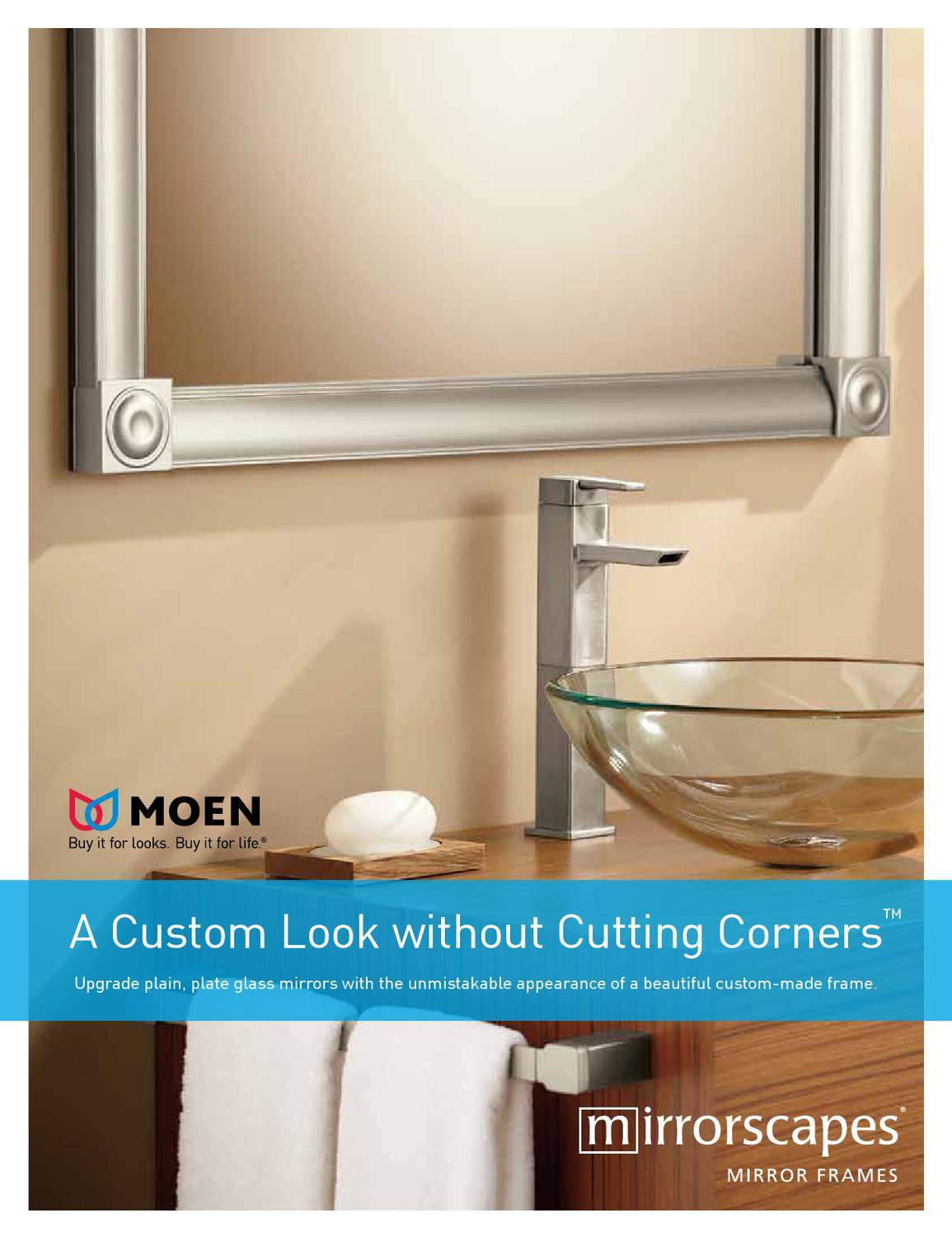 Moen Mirrorscapes By Showroom Partners Issuu